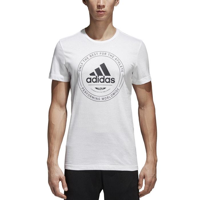 Short-Sleeved Crew Neck T-Shirt  ADIDAS PERFORMANCE image 0