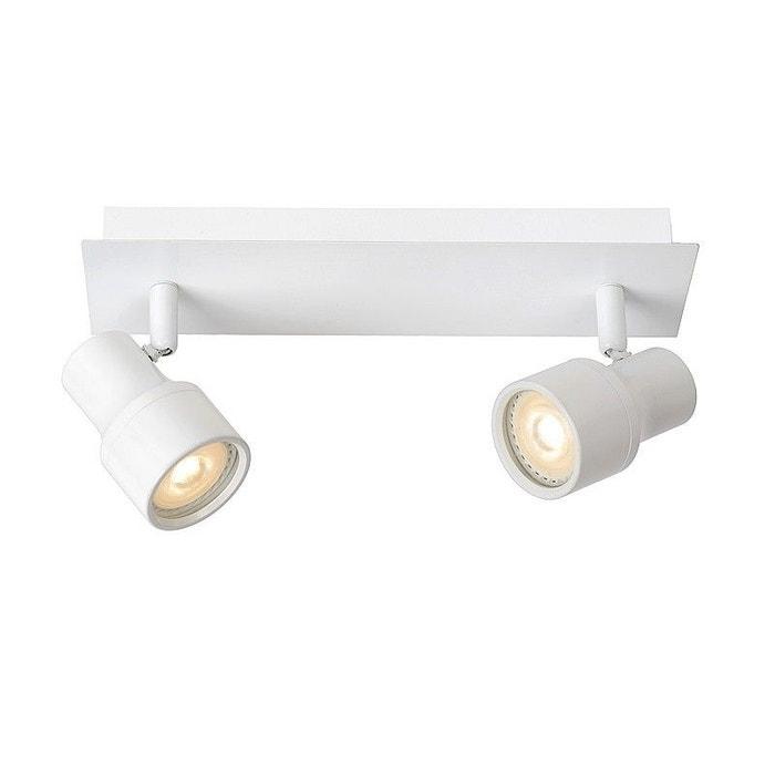 Spot encastrable salle de bain Sirene LED IP44 L28 cm