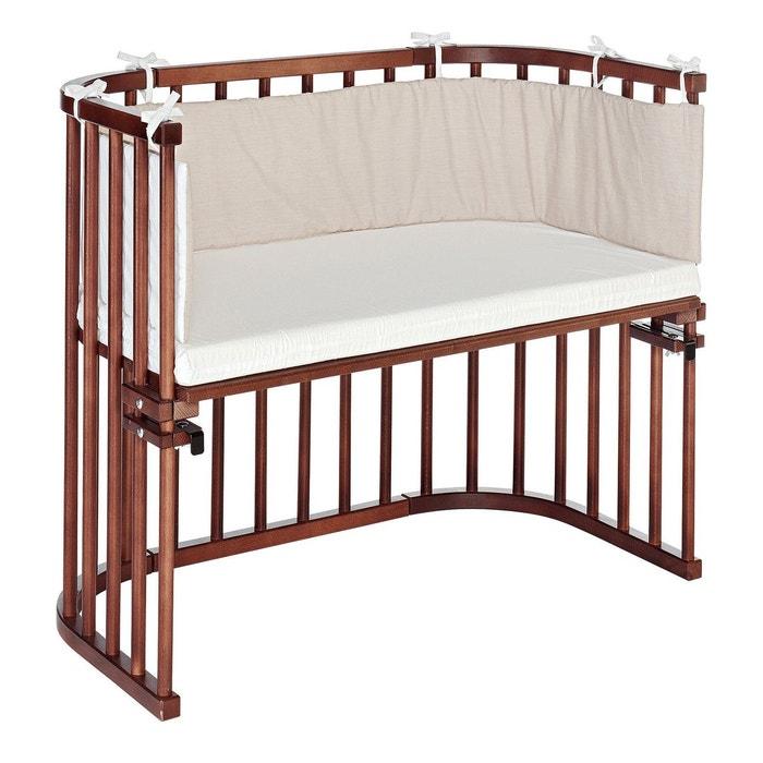 babybay le lit cododo maxi lit b b brun babybay la redoute mobile. Black Bedroom Furniture Sets. Home Design Ideas