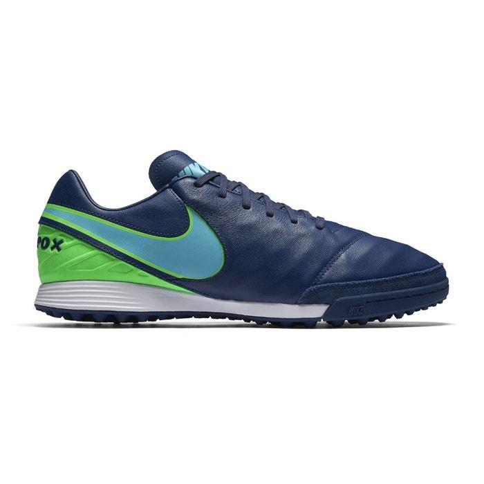 Nike Tiempo X Mystic V Tf Bleu