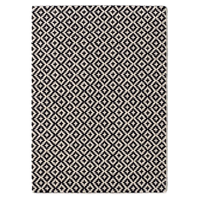 afbeelding Tapijt in wol, getuft, Nevio La Redoute Interieurs
