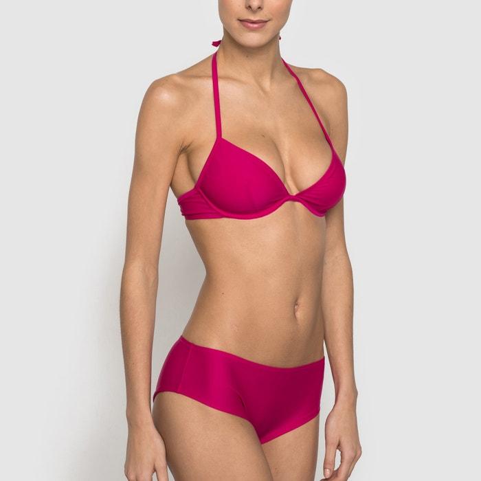Image Reggiseno per bikini a triangolo con ferretti tinta unita La Redoute Collections