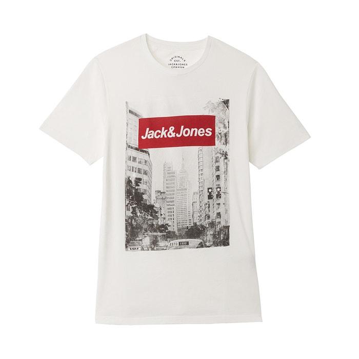 Short-Sleeved T-Shirt  JACK & JONES image 0