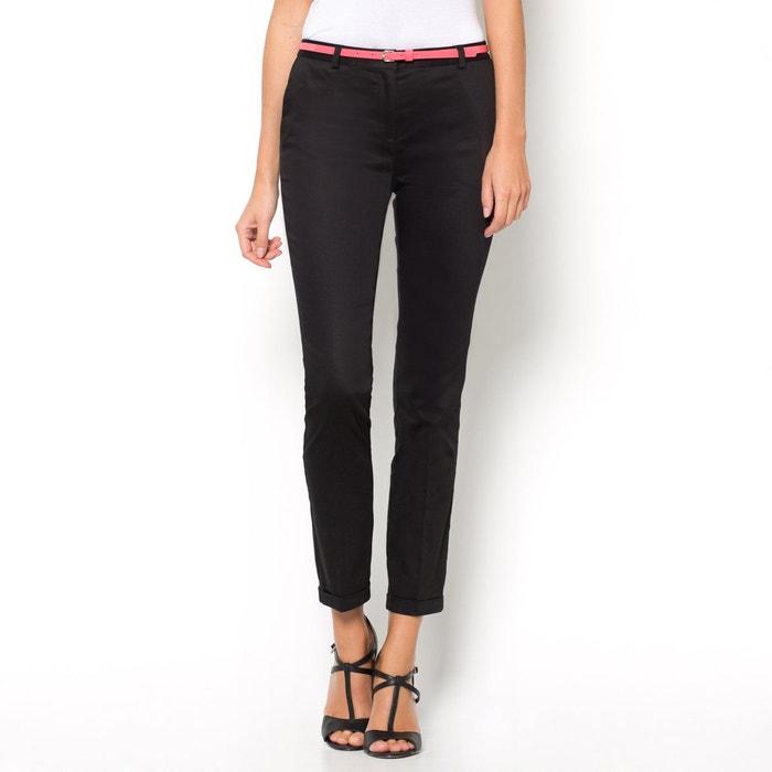 Image Pantalon 7/8ème coton stretch R essentiel