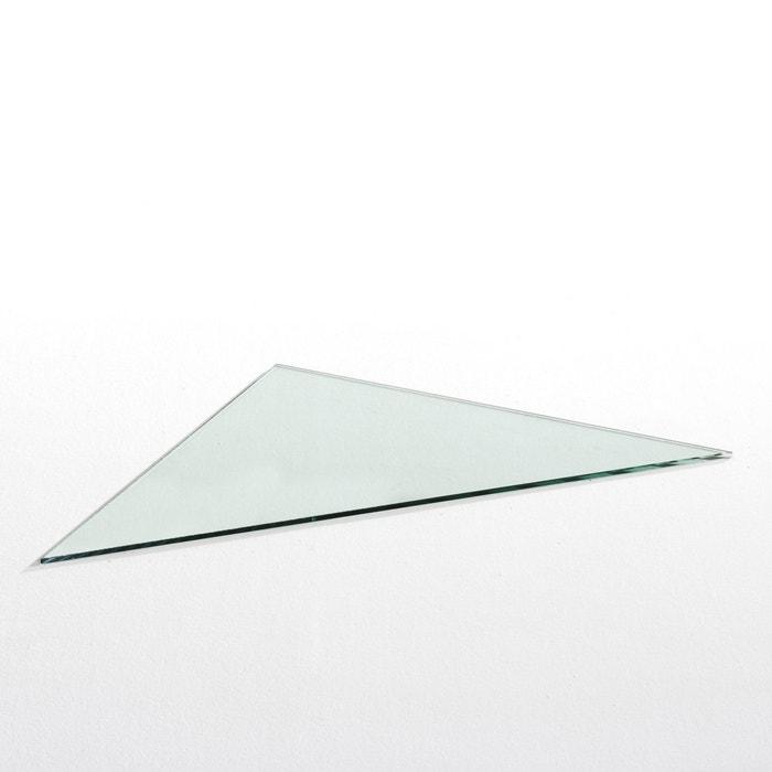 """Bild Platte für Ecktisch """"Fagda"""", gehärtetes Glas La Redoute Interieurs"""