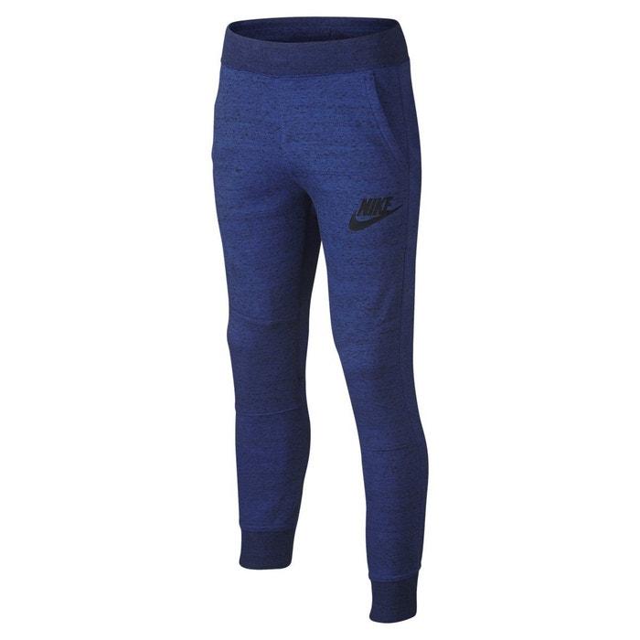 27d529f44eb Pantalon de survêtement nike tech fleece junior - 679161-480 bleu Nike