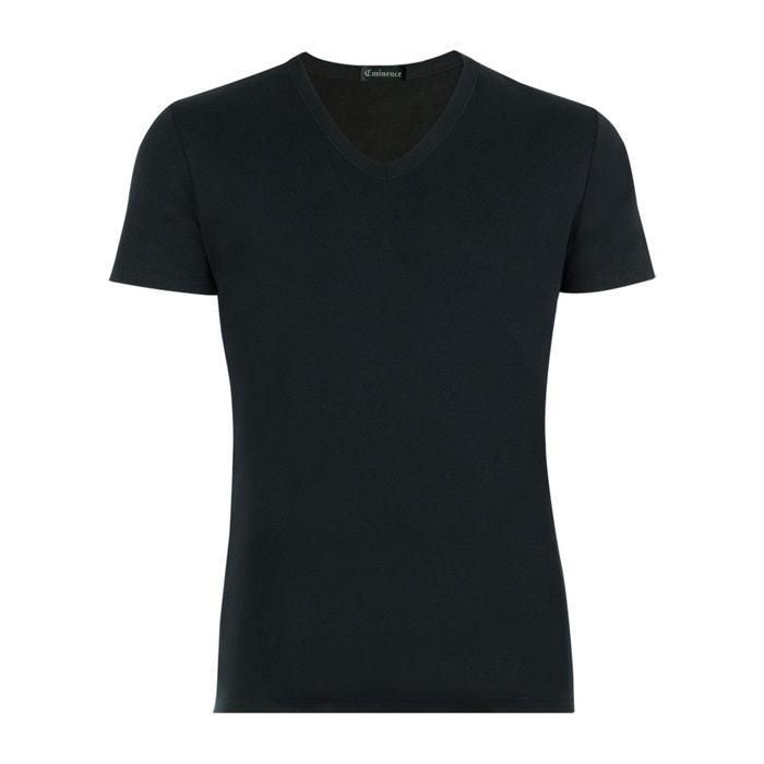 T-shirt in katoen met korte mouwen  EMINENCE image 0