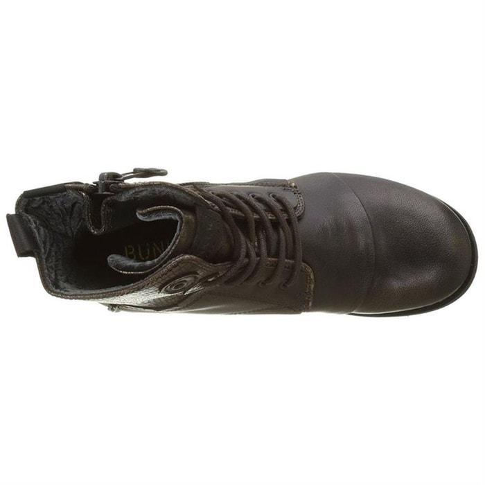 cuir BUNKER boots boots BUNKER cuir BUNKER bottines bottines bottines boots textile textile textile cuir UCXxnfq4