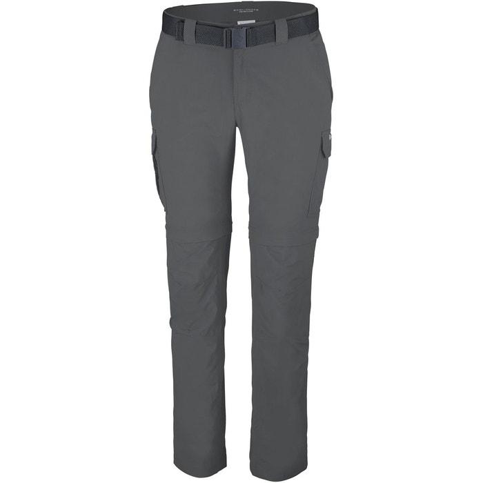 Ii La Pantalon Silver 30 Gris Columbia Homme Long Ridge q87n745