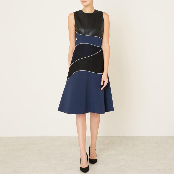 Zweifarbiges Kleid  CEDRIC CHARLIER image 0
