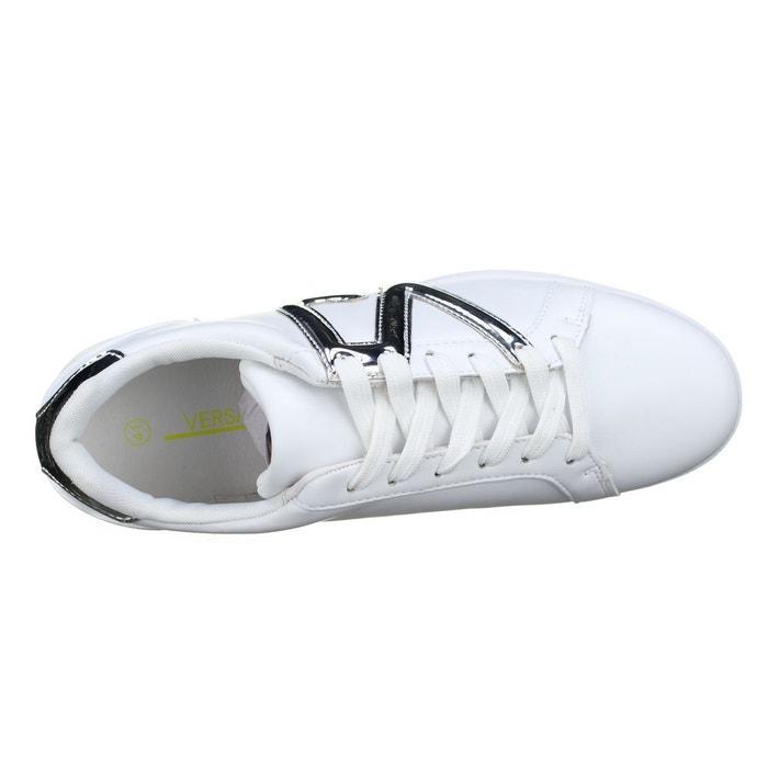 Basket eoyrbsc5 blanc Versace