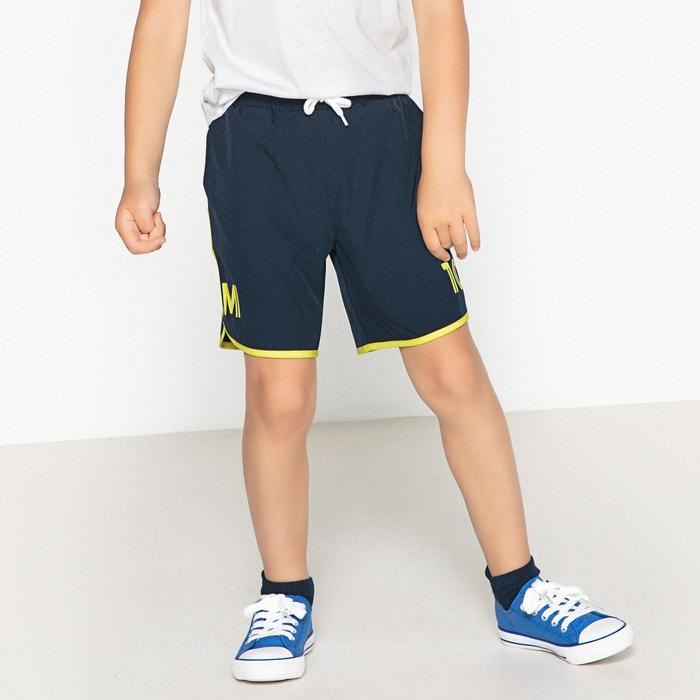 Shorts sportivi 3-12 anni  La Redoute Collections image 0