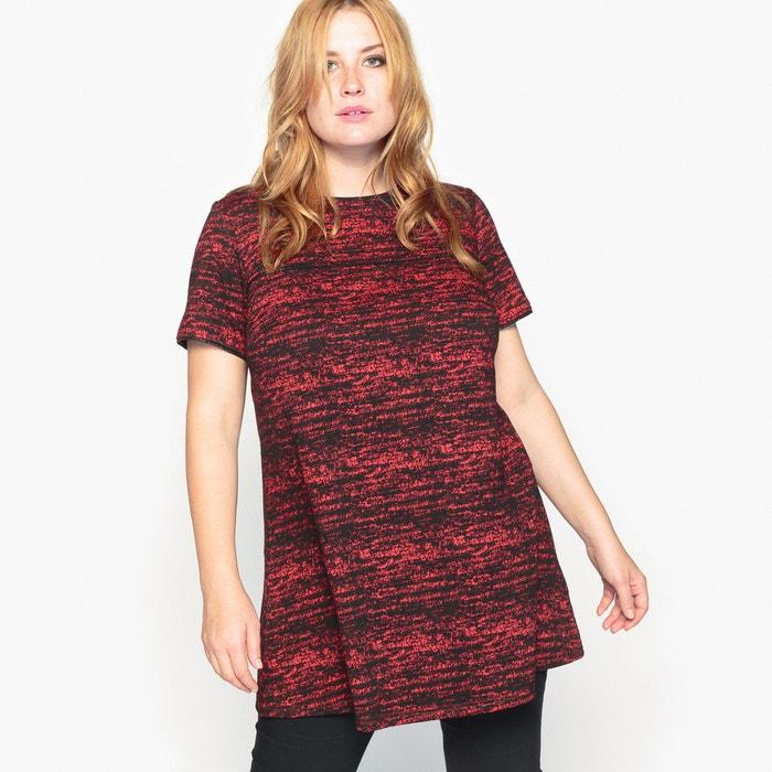 afbeelding Bedrukt tuniekshirt met korte mouwen CASTALUNA