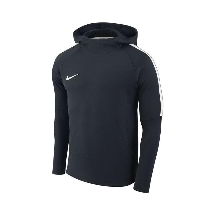 Sweat à capuche nike academy noir noir Nike   La Redoute eba3c66c2521