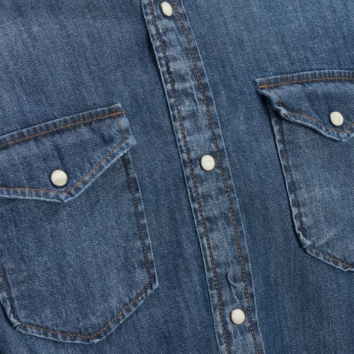recta amp; JACK Camisa de JONES larga manga wxqgRTq