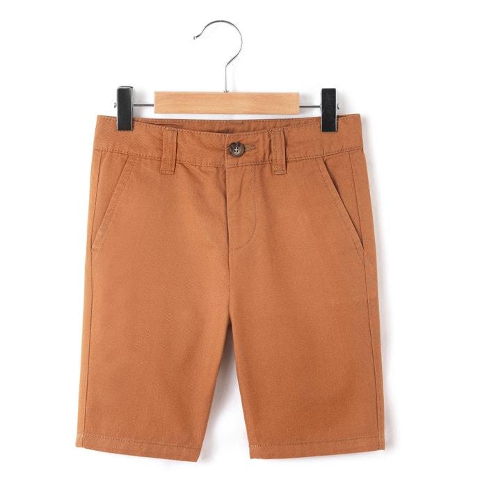 Chino Bermuda Shorts, 3-16 Years