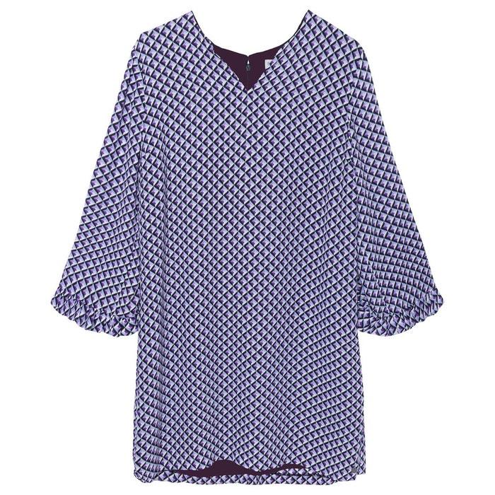 b19d083598da Robe tunique imprimé lala imprimé violet Pepe Jeans
