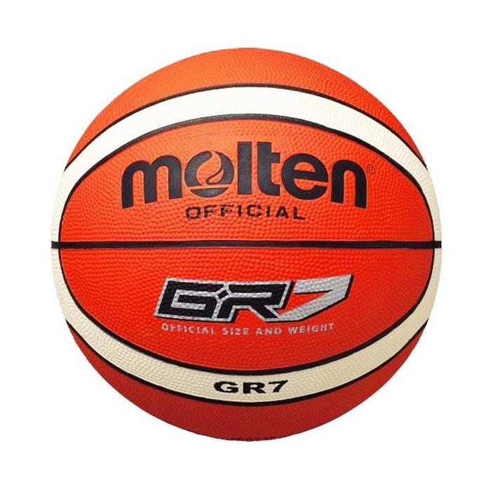 c2d2fadd699ce Molten bgr7-oi molten -ballon de basket - taille 7 Molten | La Redoute