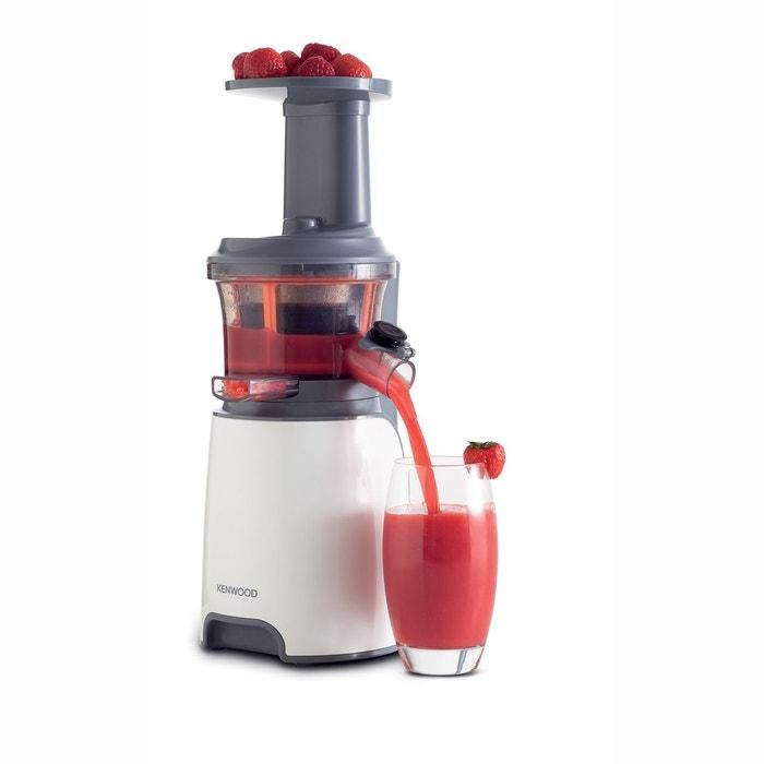 extracteur de jus pure juice jmp600wh blanc kenwood la. Black Bedroom Furniture Sets. Home Design Ideas
