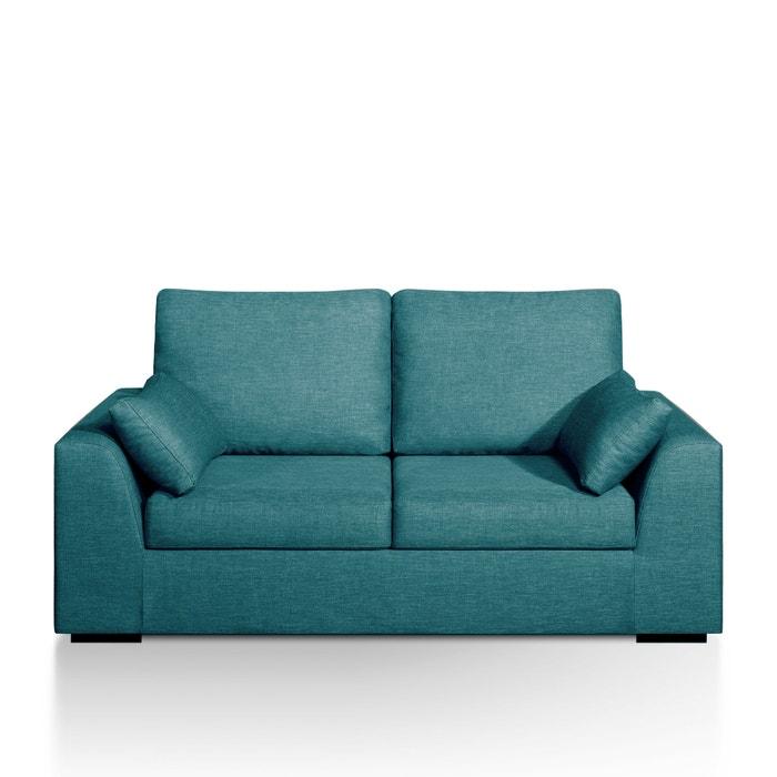 afbeelding Canapé 2,3 of 4-zit, omvormbaar, uitstekend comfort, mêleestof, Madison La Redoute Interieurs