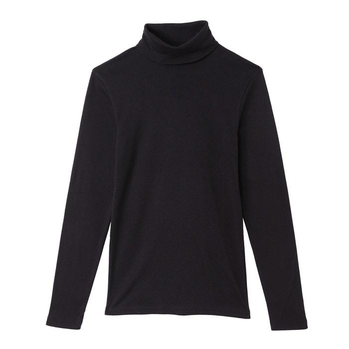 T-shirt TRISTAN collo a dolcevita in cotone  La Redoute Collections image 0