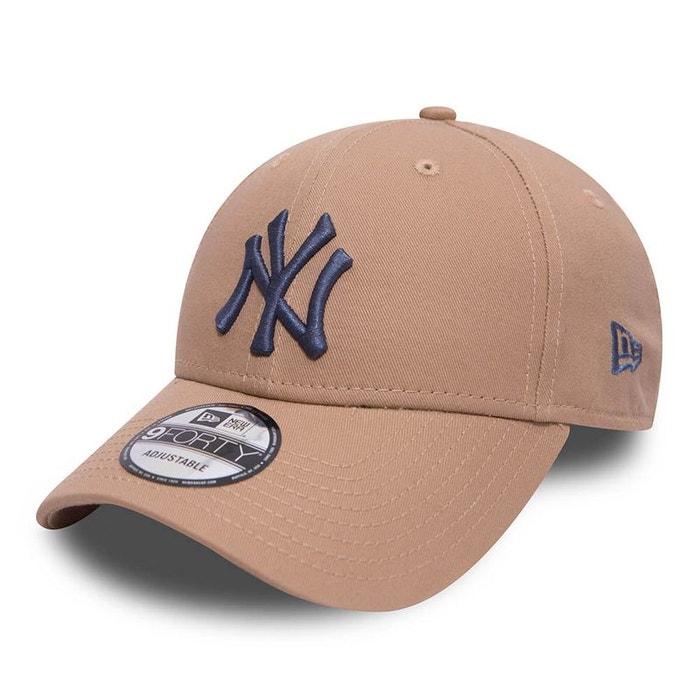 98a7ea5473b Casquette new york yankees 9forty beige New Era Cap