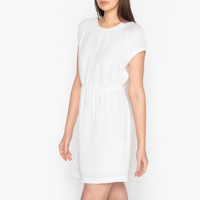 Reya Short Dress with Lacy Back  SAMSOE AND SAMSOE image 0