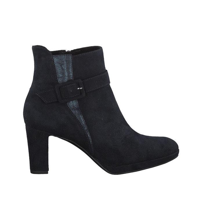 Boots à talon Maura