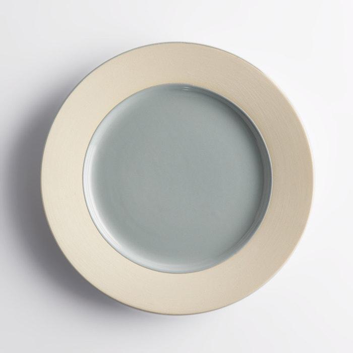 Lot 4 assiettes plates, WAROTA  La Redoute Interieurs image 0