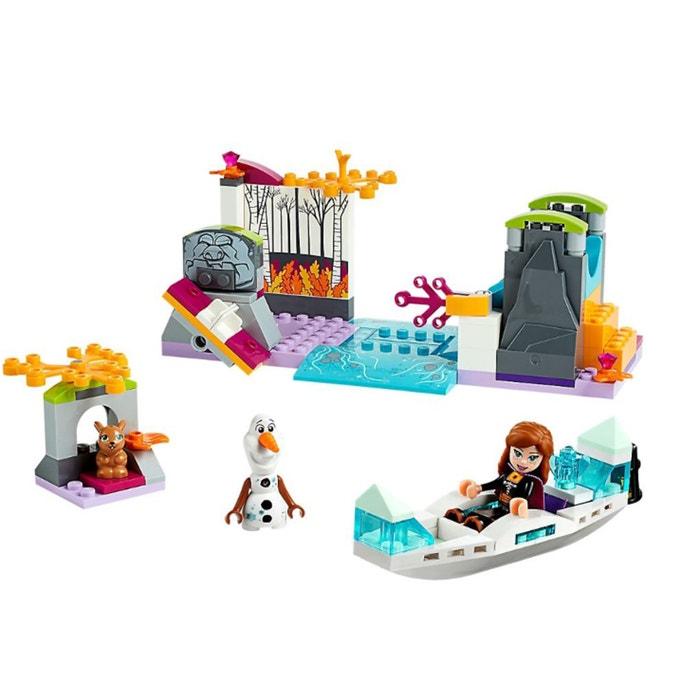 Anna's Canoe Expedition  LEGO DISNEY PRINCESS image 0