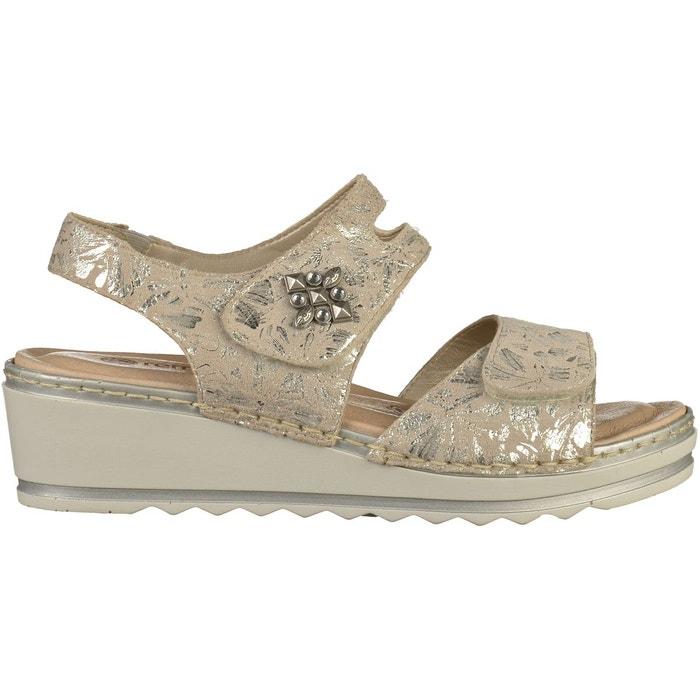 Sandales gris Remonte Nouvelle Arrivée En Ligne Style De Mode De Sortie Ma8Tmpm