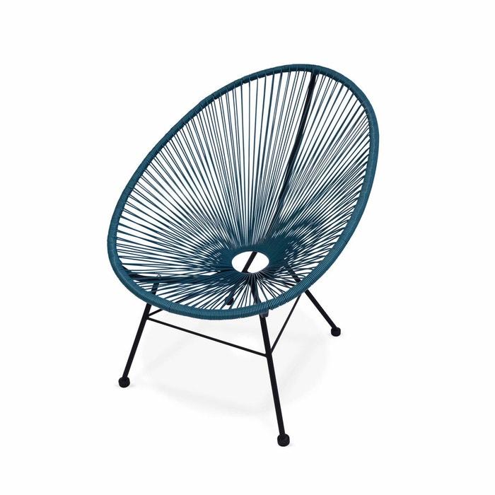 fauteuil oeuf maison du monde great fauteuil acapulco par chiara stella home blog with fauteuil. Black Bedroom Furniture Sets. Home Design Ideas