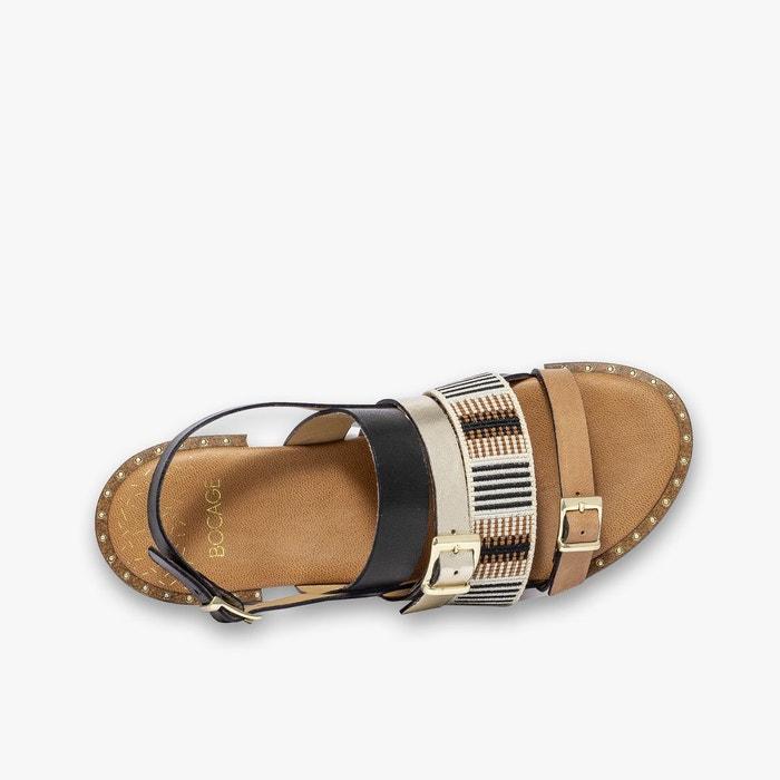 Sandale en cuir JOANA