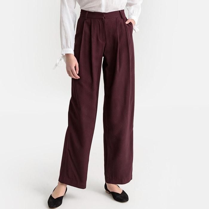 a266d328494a0f Pantalon loose, large taille haute
