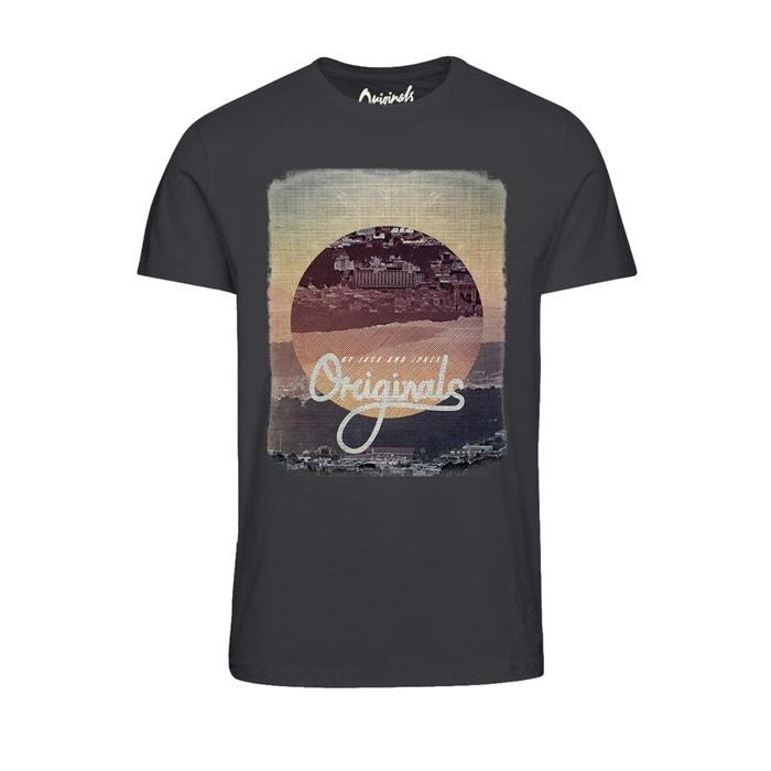 afbeelding T-shirt met ronde hals JACK & JONES