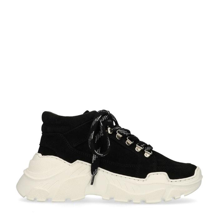 Dad shoes avec semelle blanche noir Sacha 2018 La Vente En Ligne Livraison Gratuite Vraiment 2018 À Vendre zbKaIR