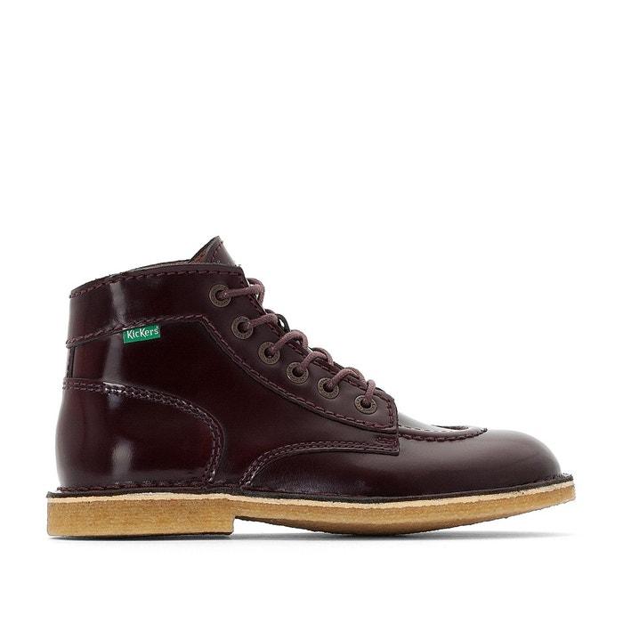 Boots cuir Kick Legend