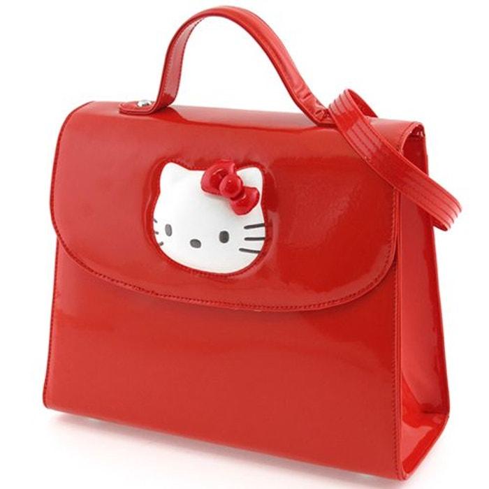 De Nouveaux Styles À Vendre Petit sac à main hello kitty glossy rouge by camomilla couleur unique Camomilla   La Redoute 100% Authentique 5a73pKMQ