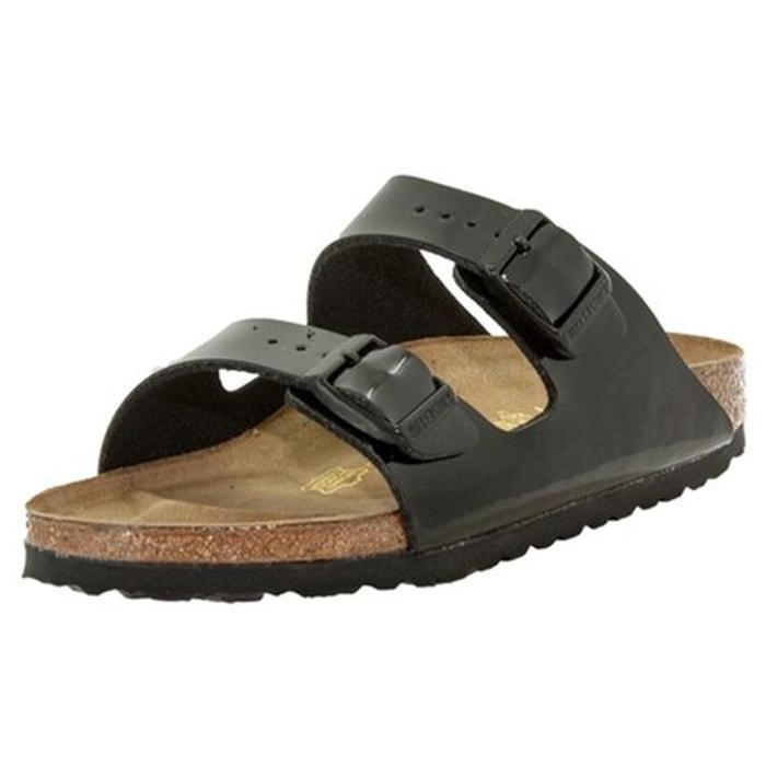 Sandales et nu-pieds en Synthétique Noir Birkenstock w25TpT