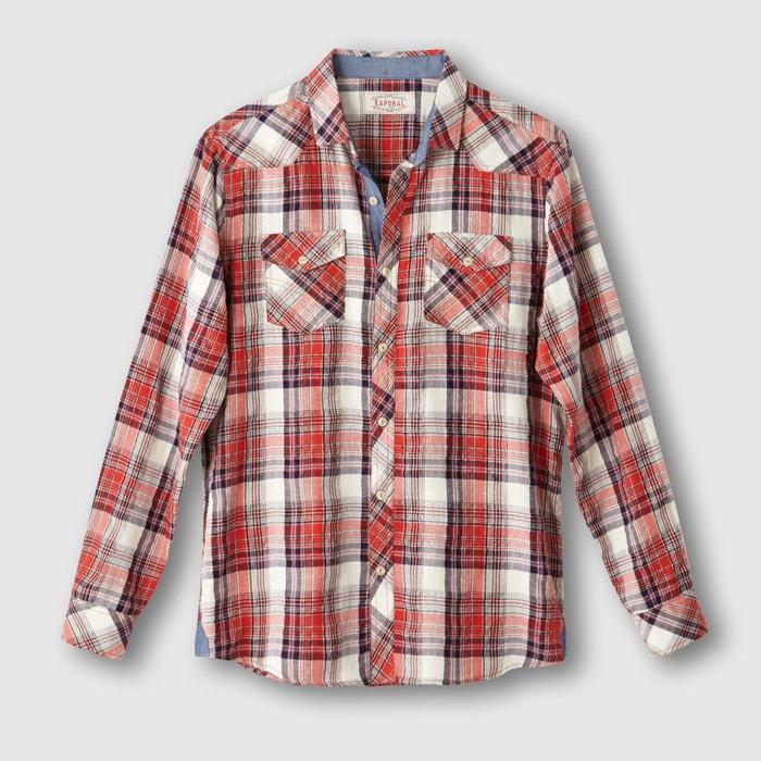 Image Checked Shirt KAPORAL 5