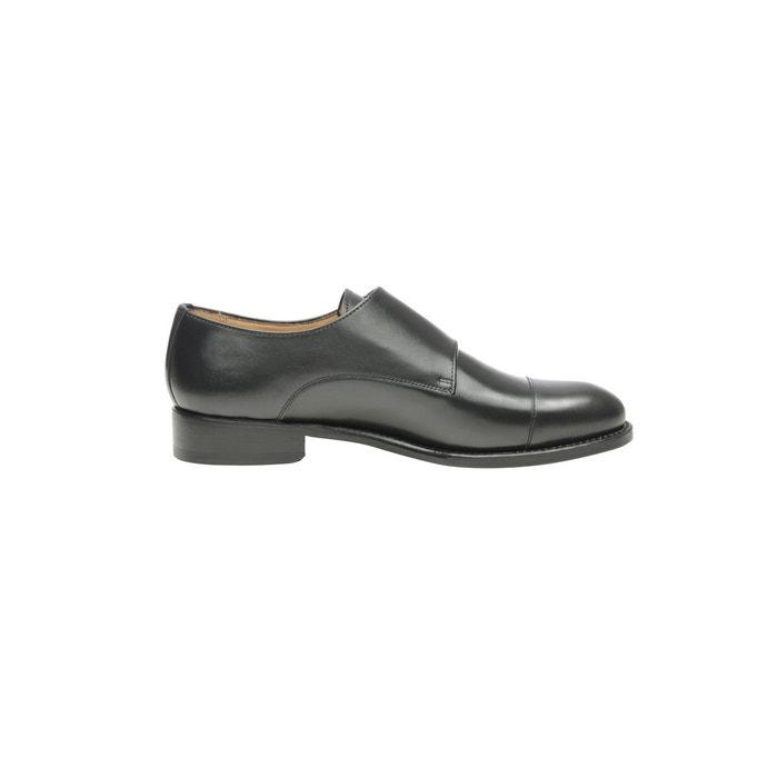 Double monk en noir  noir Shoepassion  La Redoute
