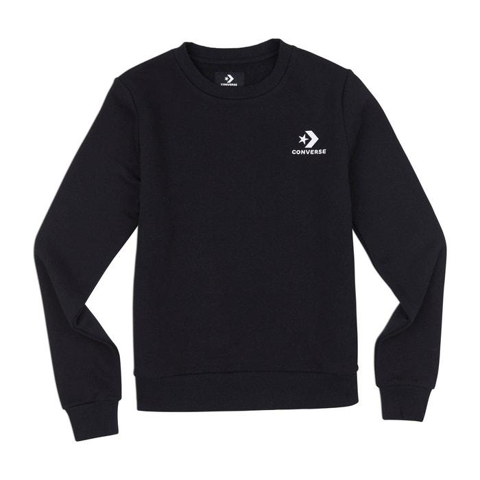 Sweat Converse noir   La Redoute be9514722f44