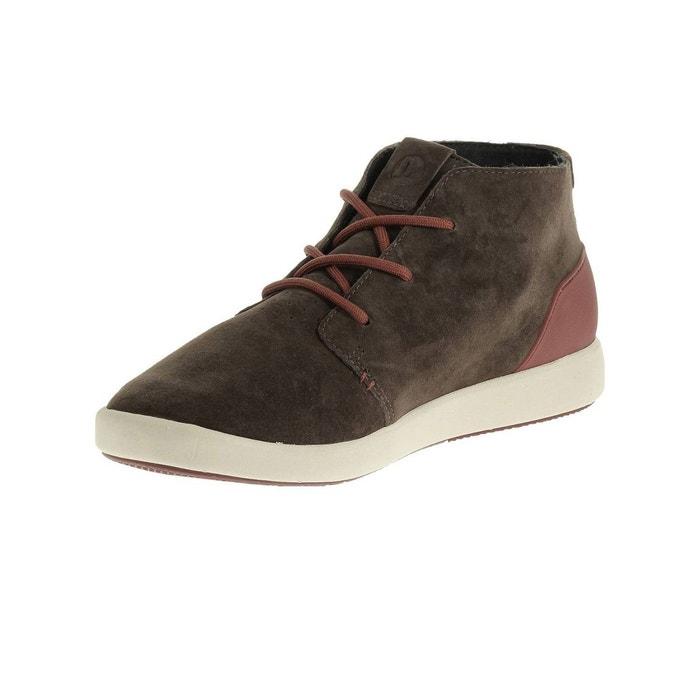 Chaussures freewheel bolt chukka espresso marron Merrell