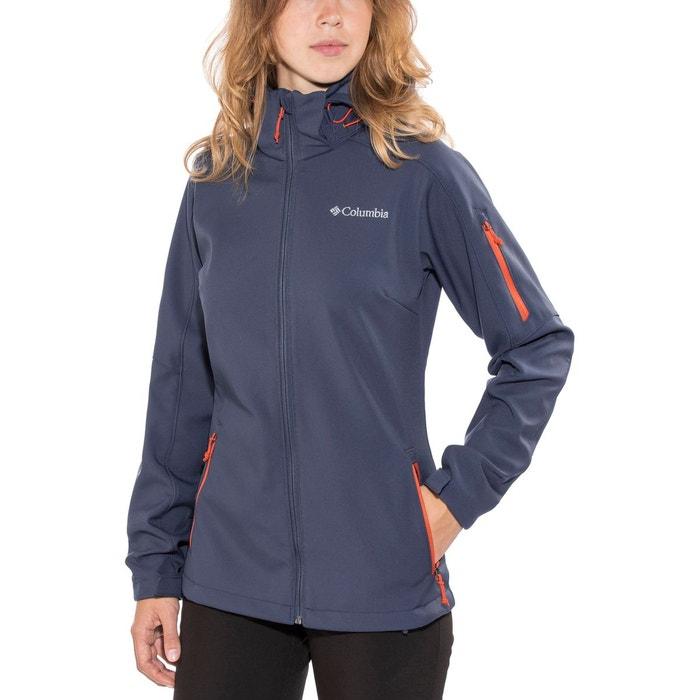Femme Ridge Cascade Cascade Veste Bleu Bleu Cascade Femme Veste Ridge Ridge CBWreoQxd