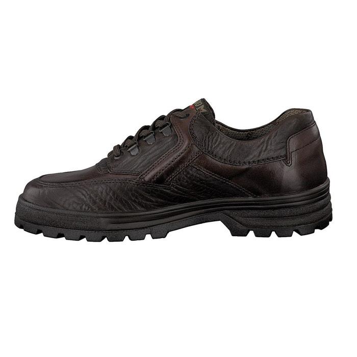 Chaussures barracuda marron Mephisto