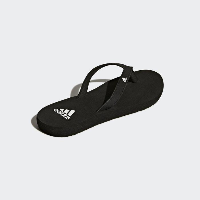 Tong eezay noir Adidas Performance