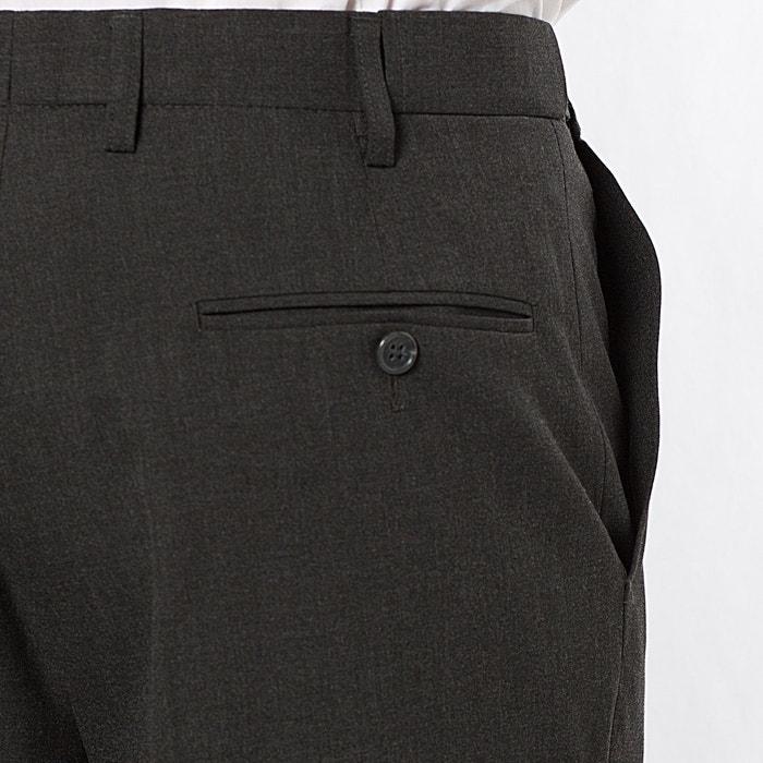 Imagen de Pantalón de traje sin pinzas stretch largo 2 CASTALUNA FOR MEN