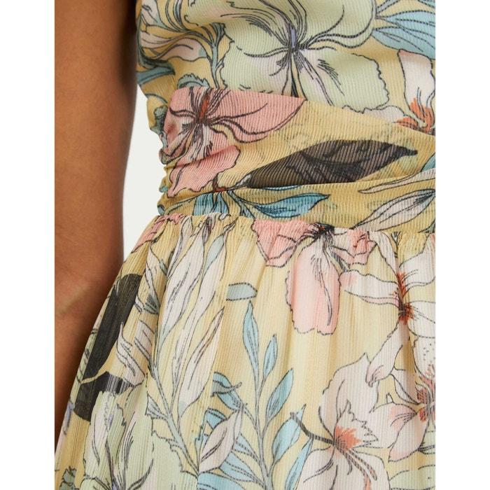 floral MORGAN Vestido estampado corto Vestido MORGAN rqUzqwH18x