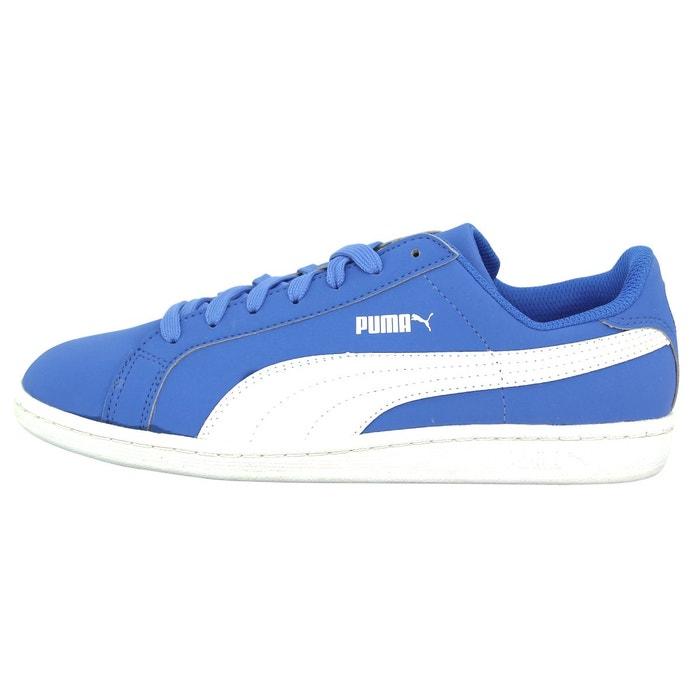 bleu sneakers Puma mode buck chaussures smash homme Puma bleu x4nwfqSY1I