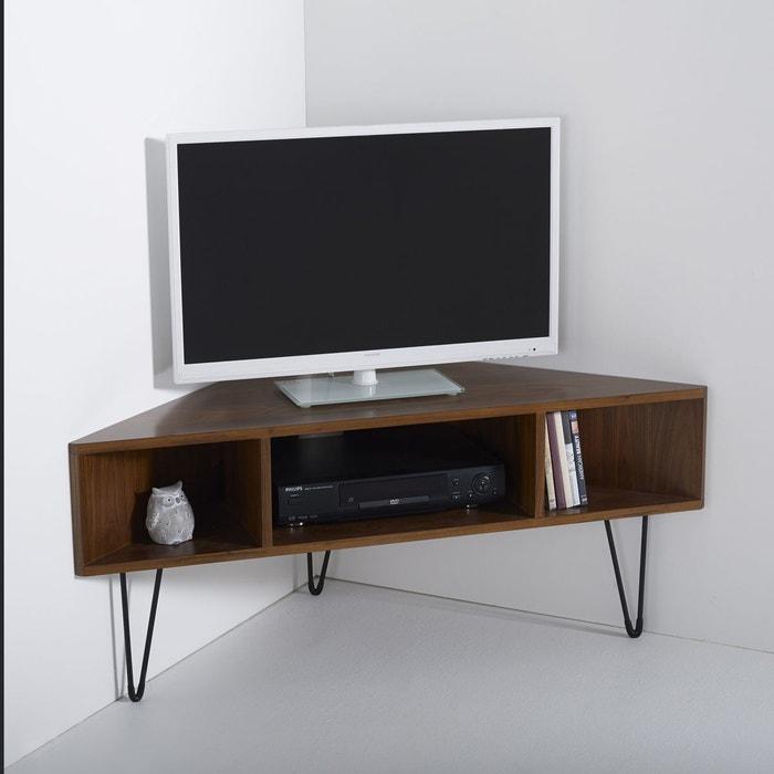 Meuble Tv Dangle Vintage Watford Noyer La Redoute Interieurs La